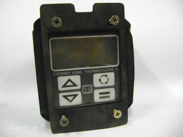 THERMO KING dashboard for refrigeration unit