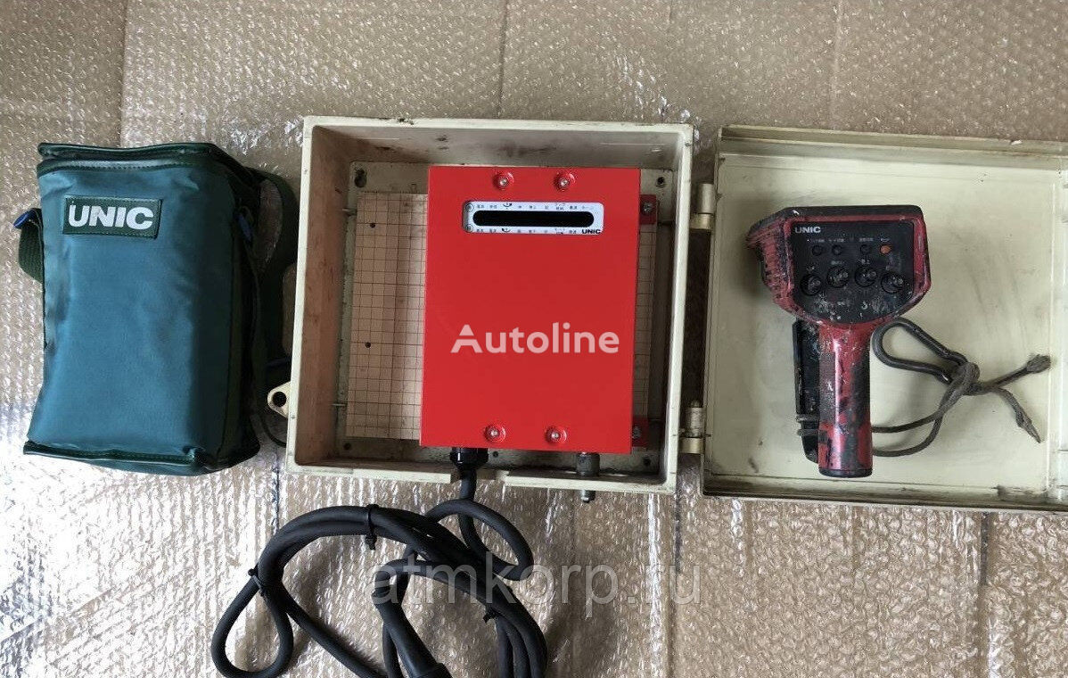 Unic s priemnikom Komplekt priemoperedatchika dashboard for UNIC loader crane