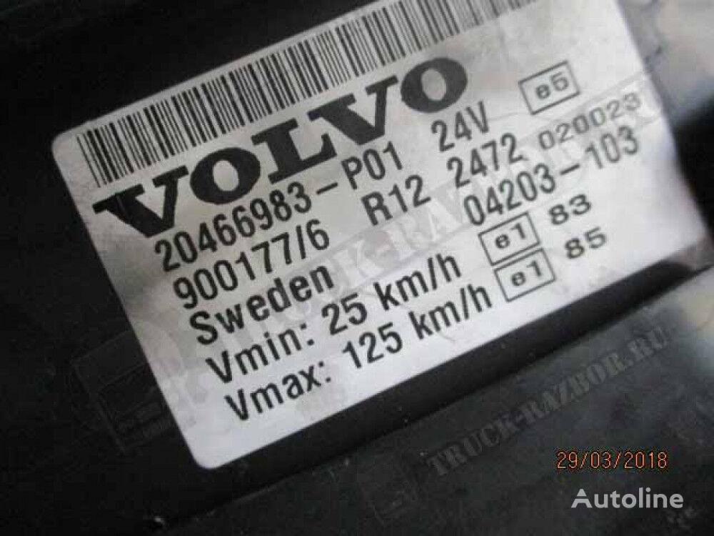 VOLVO dashboard for VOLVO tractor unit
