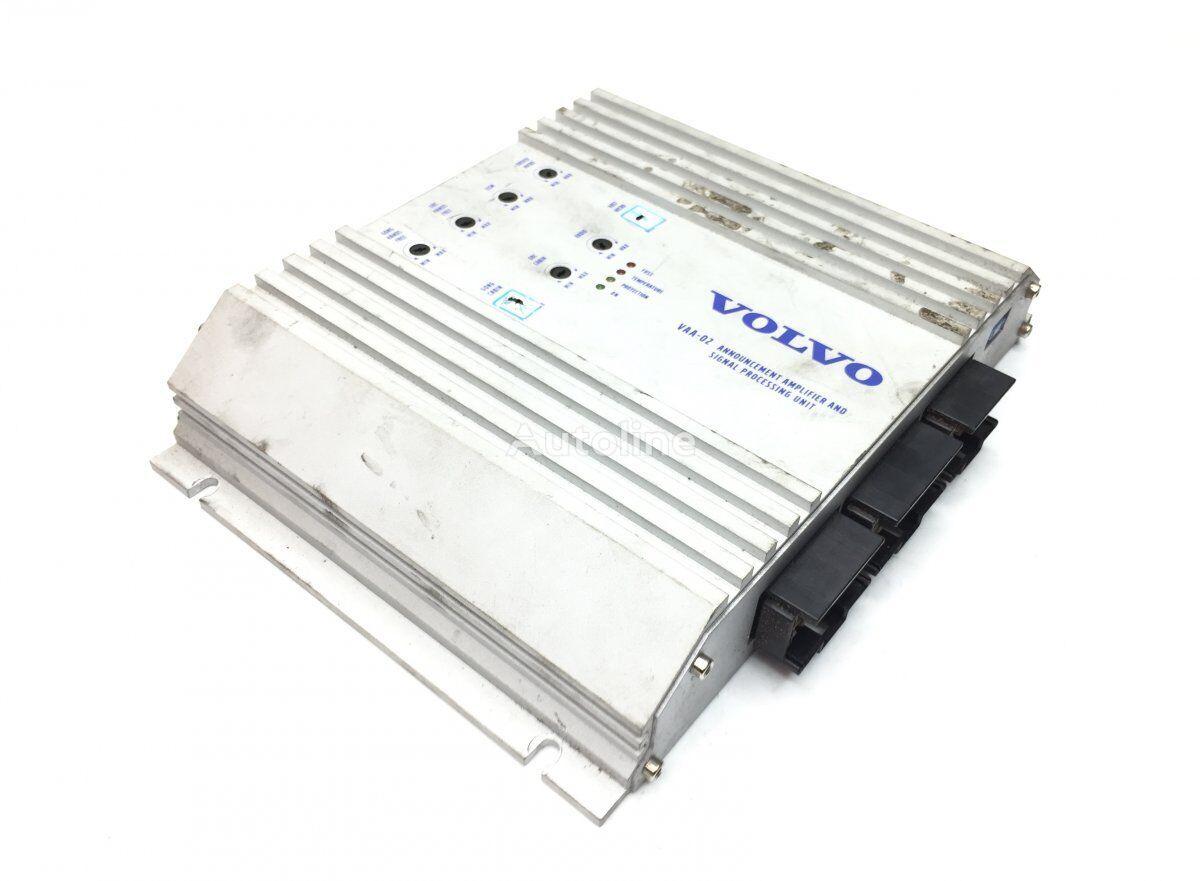 VOLVO Audio Amplifier (VA002 VA-002) dashboard for VOLVO B6/B7/B9/B10/B12/8500/8700/9700/9900 bus (1995-) bus