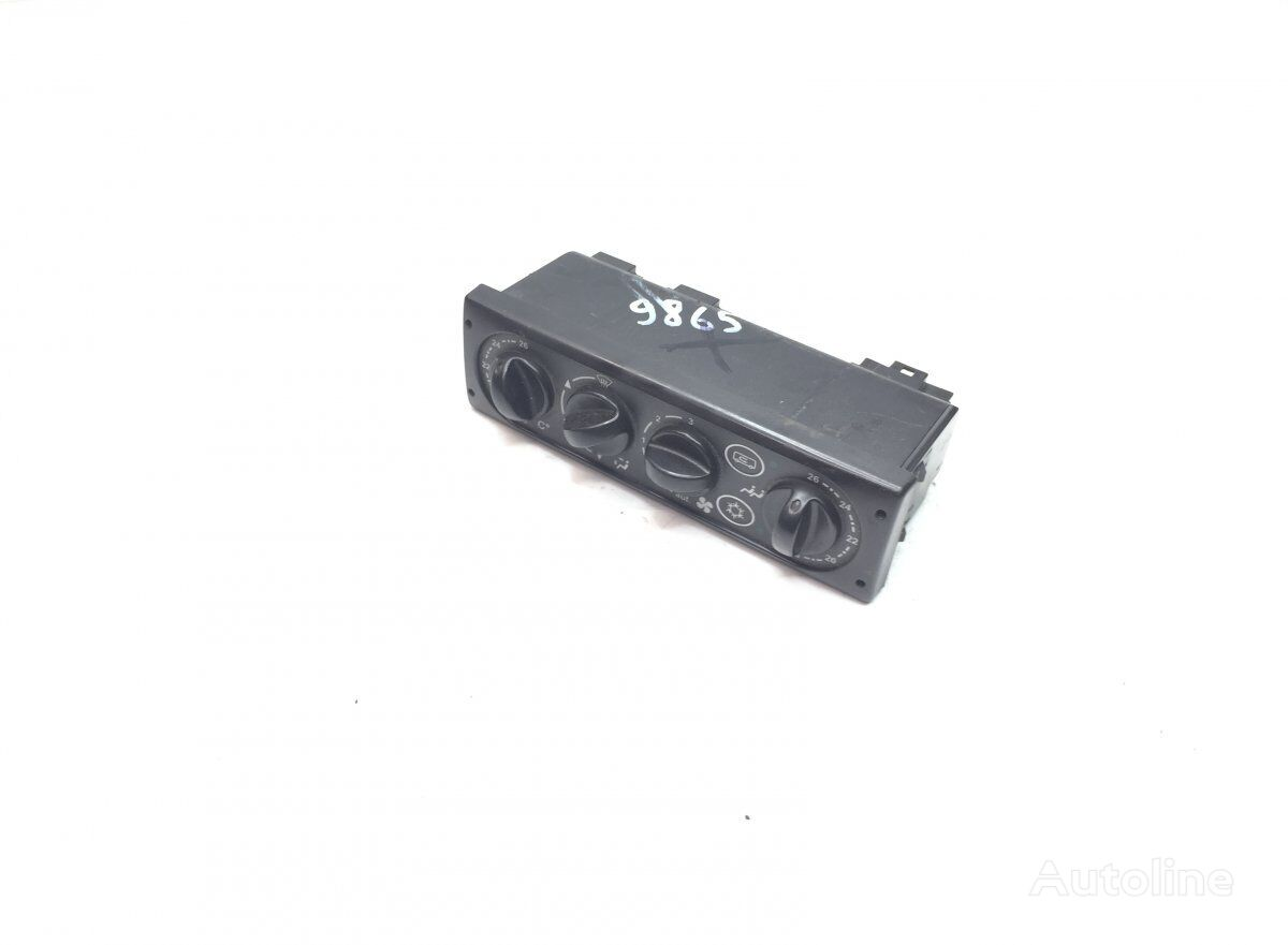 VOLVO Cabin Heater Switches Panel dashboard for VOLVO B6/B7/B9/B10/B12/8500/8700/9700/9900 bus (1995-) bus