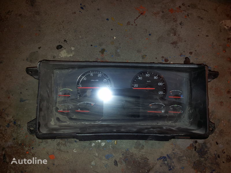 VOLVO FH12, FH13, combination kit 21842984 cluster, instrument cluster, 21542185, 21542194, 21542195, 21842984, 85135219, 85131298, 21842985, 85135219, 85131298, 21842994, 85135219, 85131298 dashboard for VOLVO FH13 tractor unit