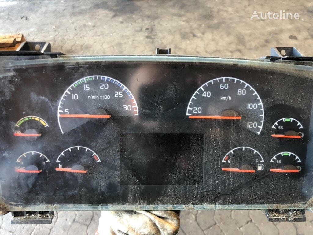 VOLVO INSTRUMENT FLE (P/N: 21375853) dashboard for truck