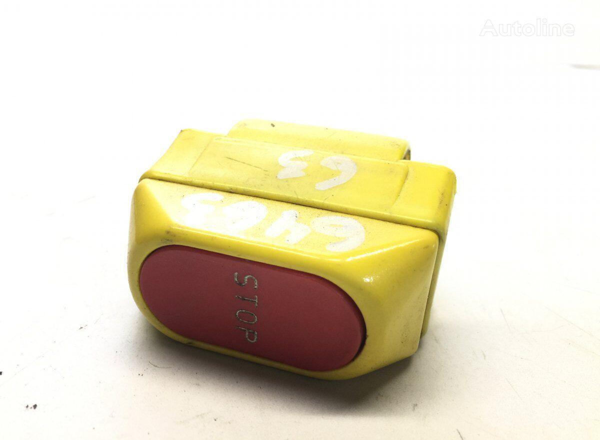 VOLVO STOP Button (20753328) dashboard for VOLVO B6/B7/B9/B10/B12/8500/8700/9700/9900 bus (1995-) bus