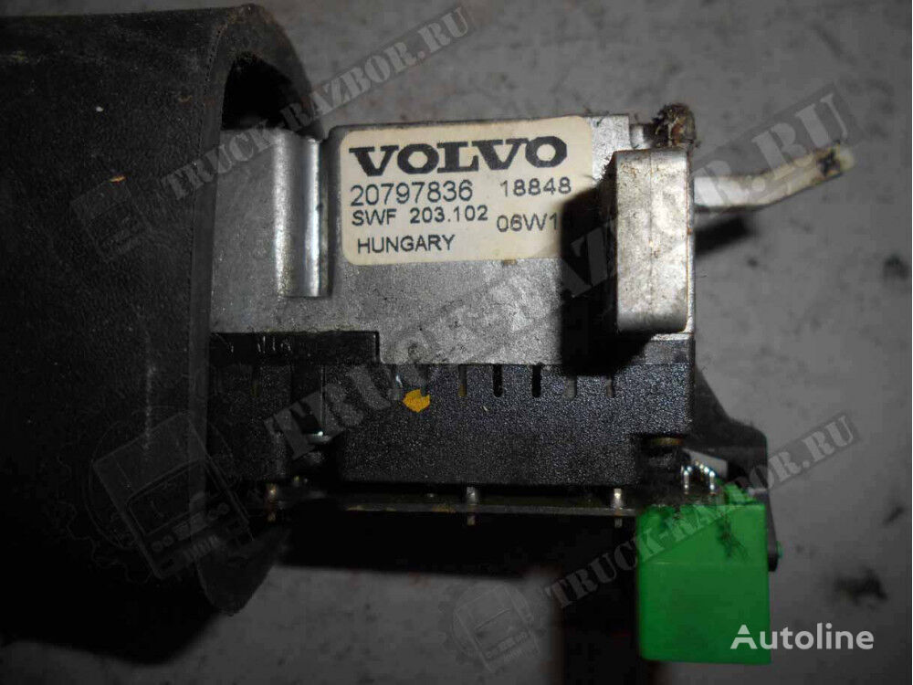 VOLVO pereklyuchatel povorotov (21670857) dashboard for VOLVO tractor unit