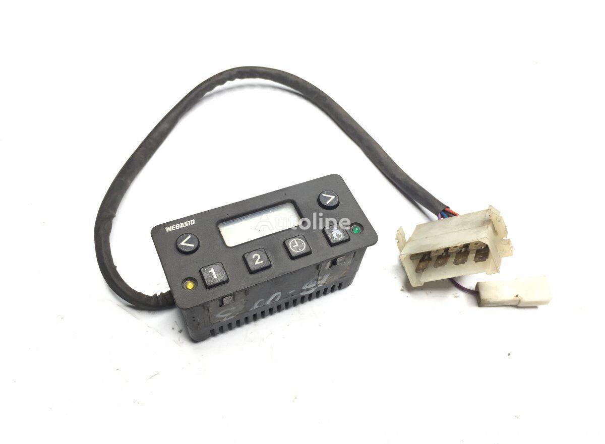 Webasto Dry Heater Control Module (466.387) dashboard for VOLVO B6/B7/B9/B10/B12/8500/8700/9700/9900 bus (1995-) bus