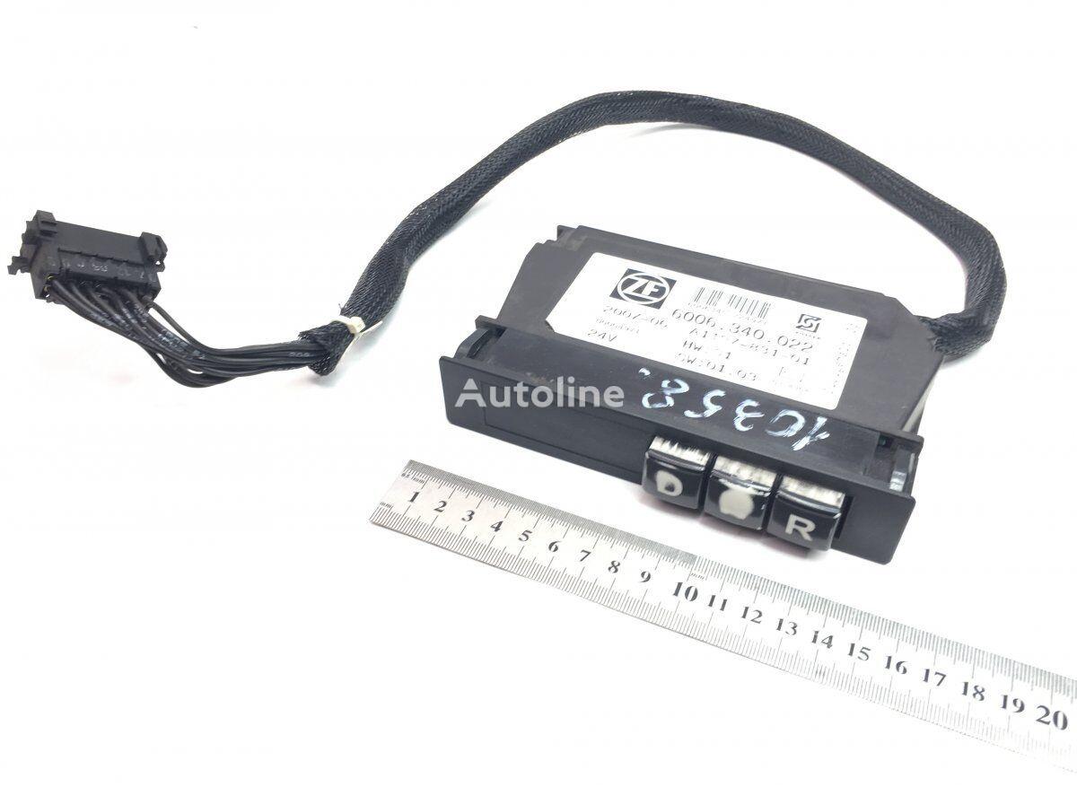 ZF dashboard for VOLVO B6/B7/B9/B10/B12/8500/8700/9700/9900  bus