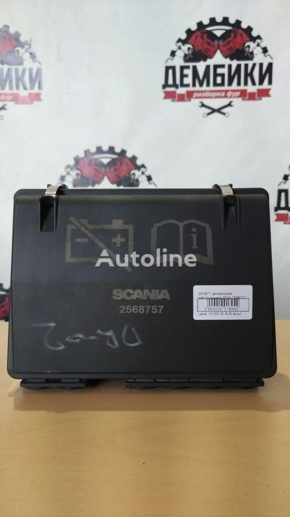 Centralnaya elektropanel POW dashboard for SCANIA R440 truck