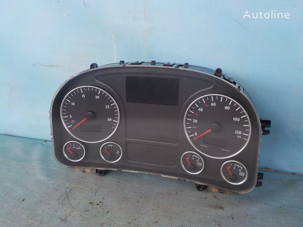 Kombinaciya priborov MAN dashboard for truck