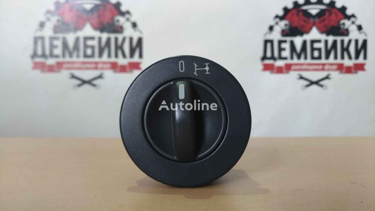 Pereklyuchatel blokirovki differenciala dashboard for MAN TGA truck