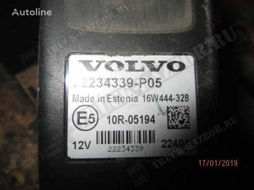pult upravleniya pnevmopodveskoy (22234339) dashboard for VOLVO tractor unit