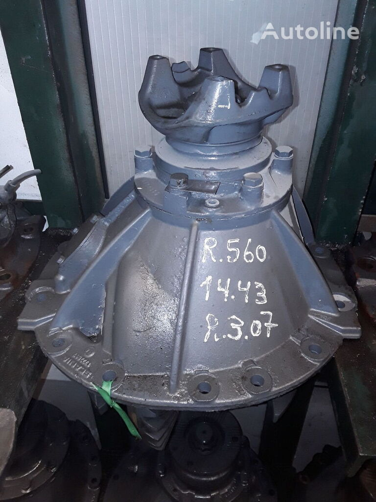 differential for SCANIA R566  tractor unit