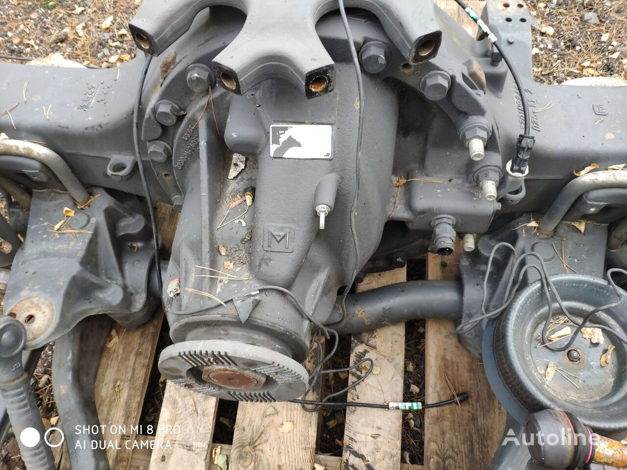 differential for VOLVO FH  truck