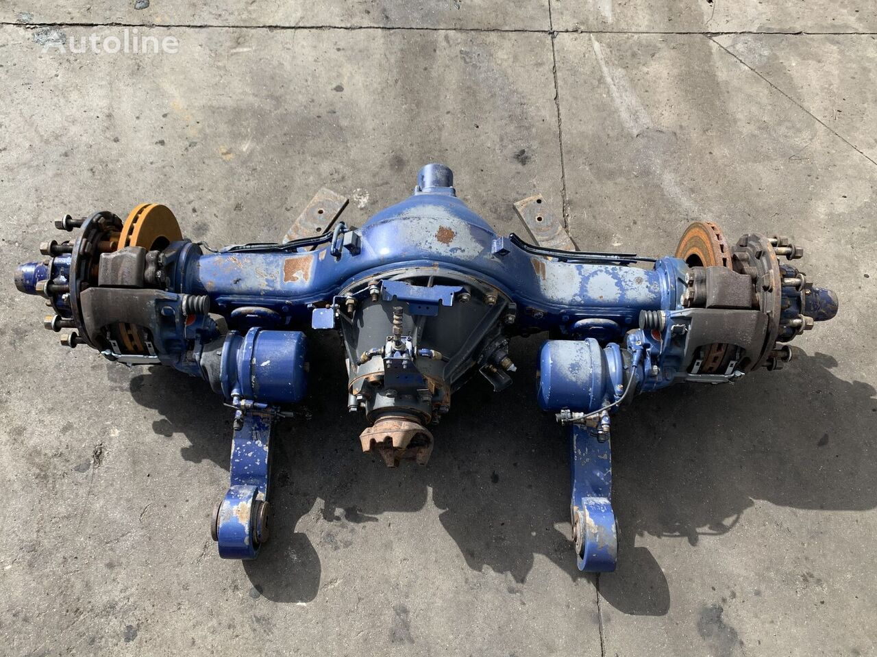 differential for SCANIA 164 truck