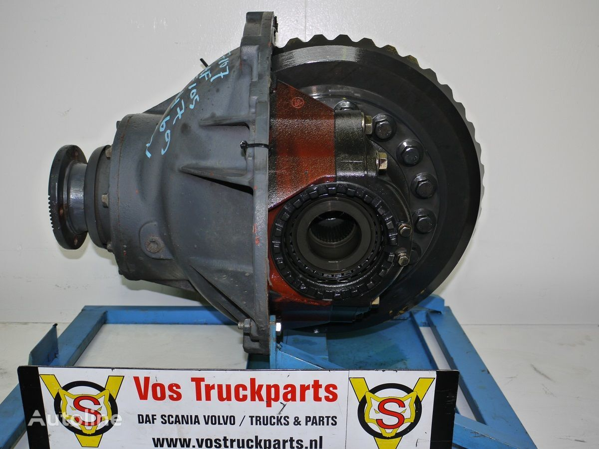 DAF 1347-2.69 INCL. SPER differential for truck