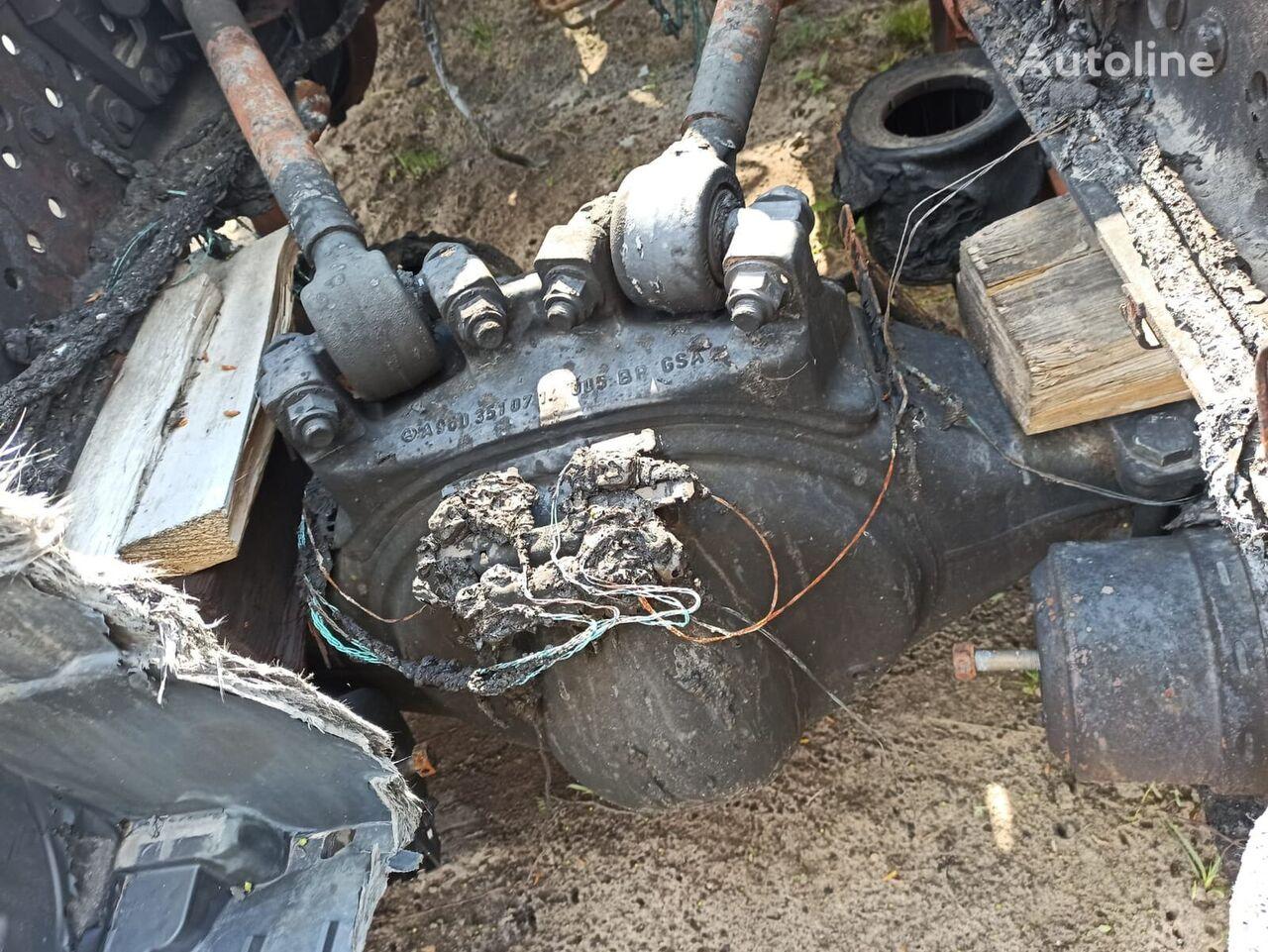 MERCEDES-BENZ WKŁAD MOSTU R 440 2.61 differential for MERCEDES-BENZ ACTROS  tractor unit