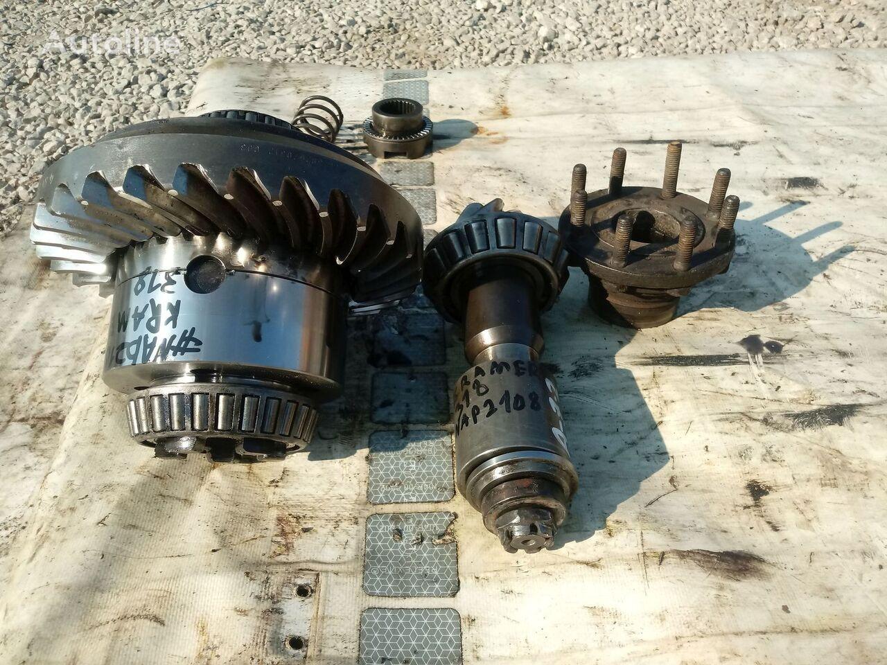 29/7 differential for KRAMER 318  backhoe loader