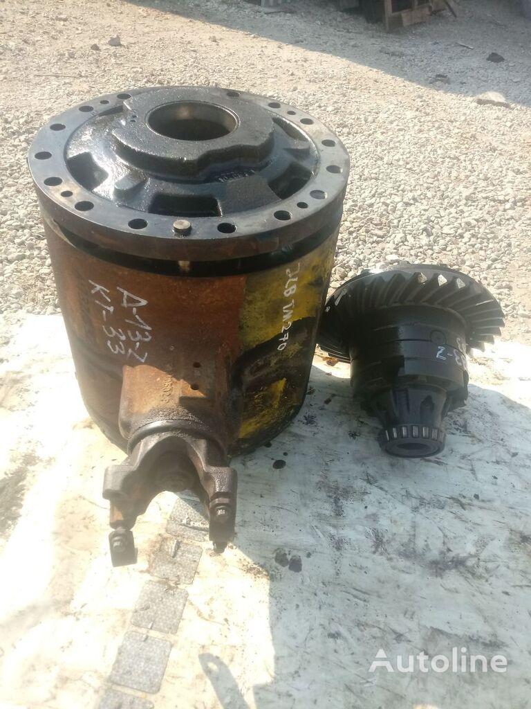 33/13 differential for JCB TM 270 wheel loader