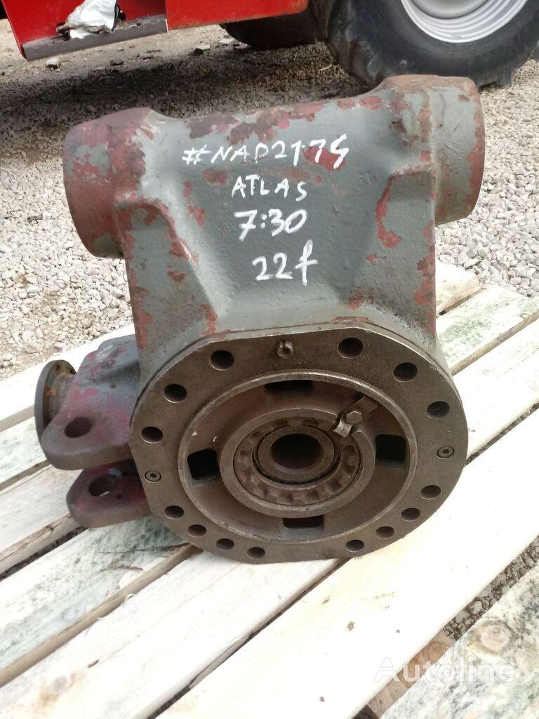 ATLAS 1604 30/7 differential for backhoe loader