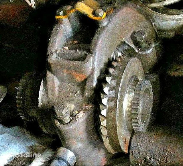 (Bevel gear drive) differential for HANOMAG 600C  bulldozer
