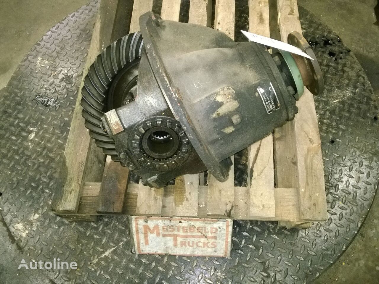 DAF differential for DAF Differentieel 2255 SS truck