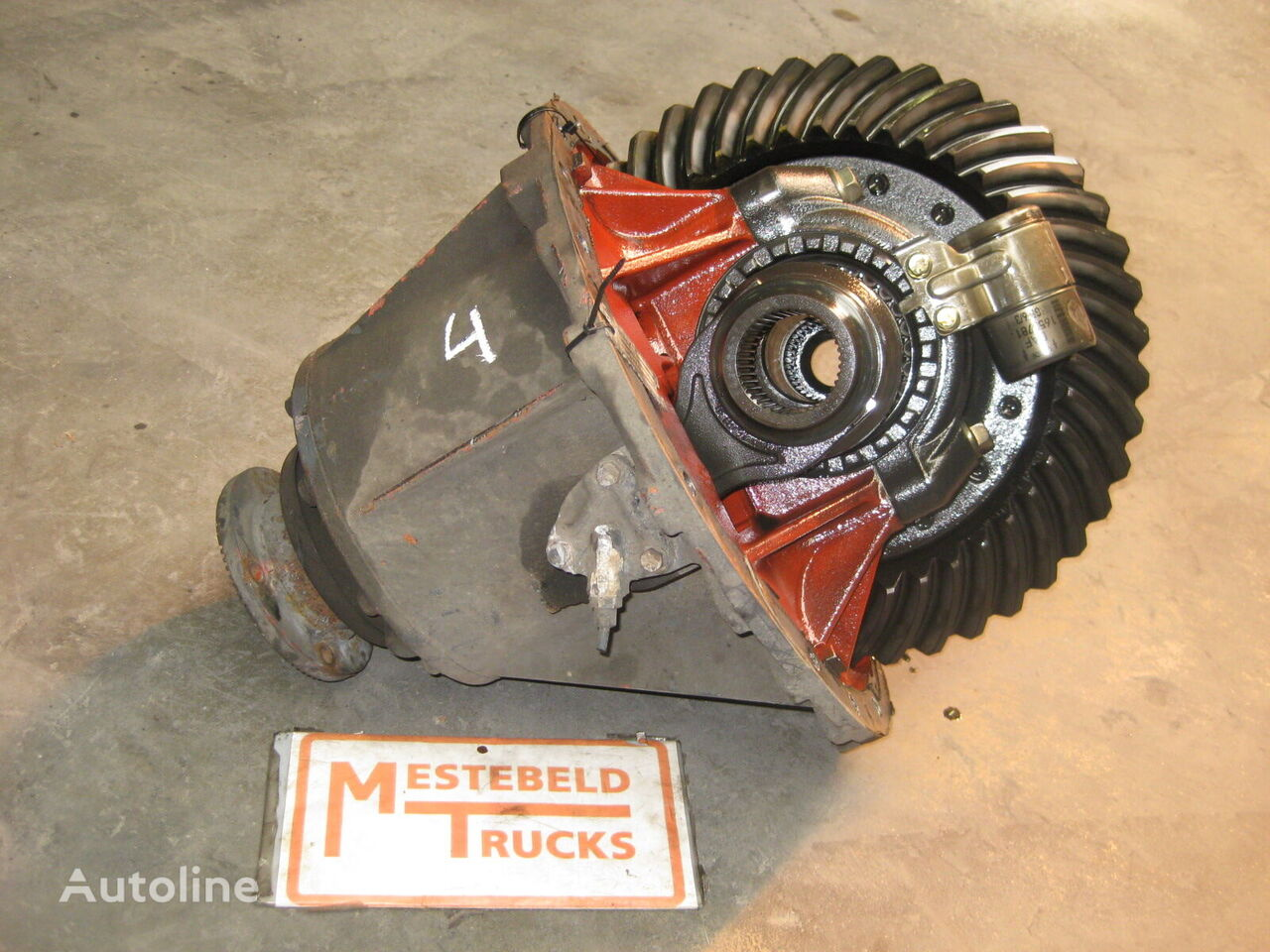 differential for DAF 1347 - 2.69 truck