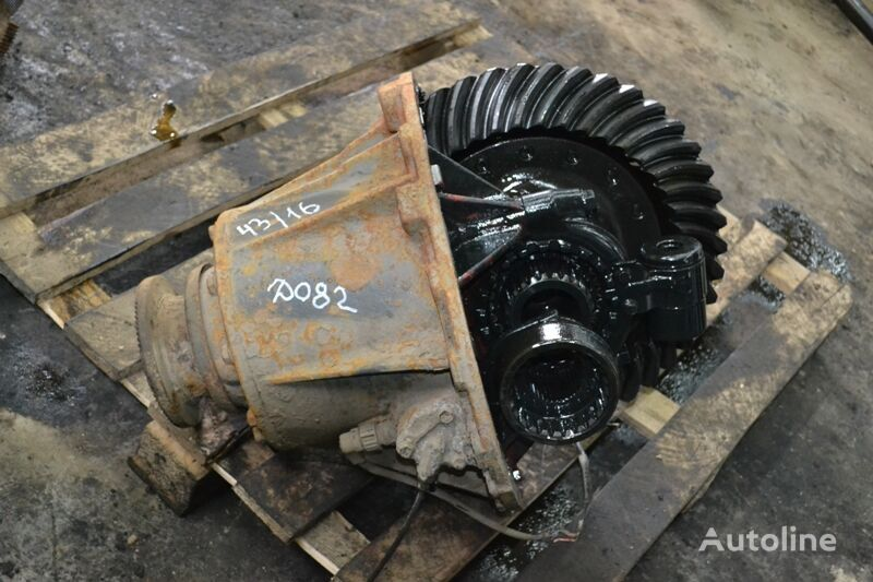 DAF (01.05-) differential for DAF XF95/XF105 (2001-) truck