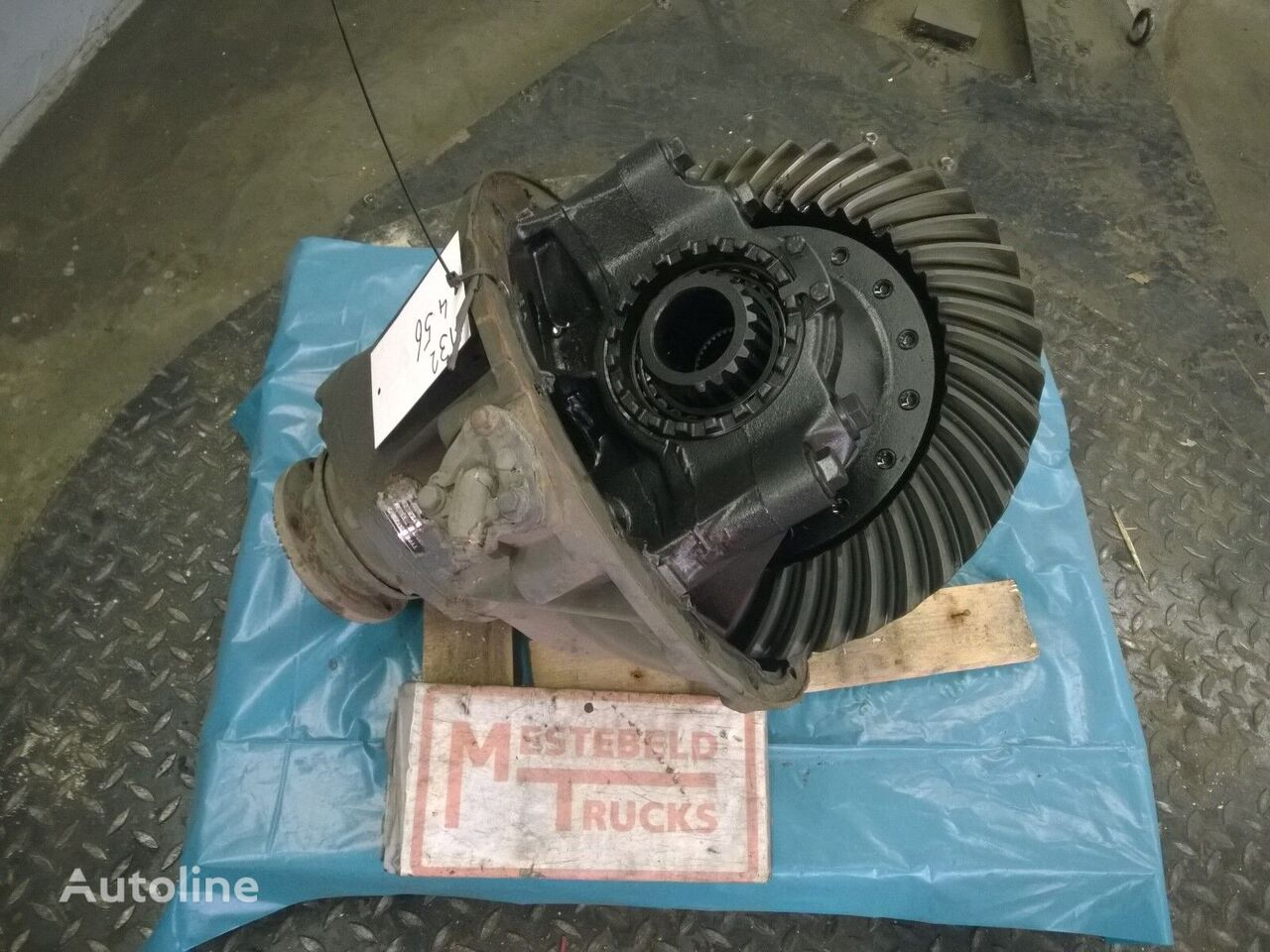 DAF 1132 differential for DAF Differentieel 1132 truck