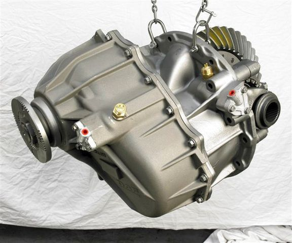 differential for DAF 1132t truck