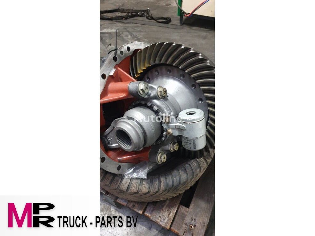 new DAF 1425702 - 1339 - 5.63 differential for DAF truck
