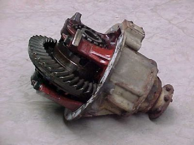 differential for DAF Differentieel 1700 truck