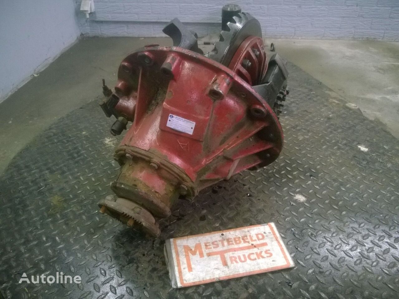 IVECO 180E - 3,42 differential for IVECO Eurotech / Eurostar truck
