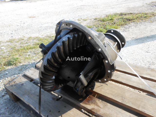 IVECO 4x2-6x2 HINTER ACHSEN 12/37 KOMPLETT nur KM. 150000 differential for IVECO STRALIS CUBE truck