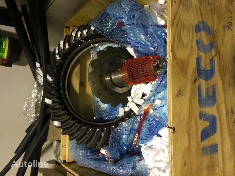 new IVECO RUEDA CONICA EUROTECH R1/2,93 Z 14/41 differential for IVECO EUROTECH tractor unit