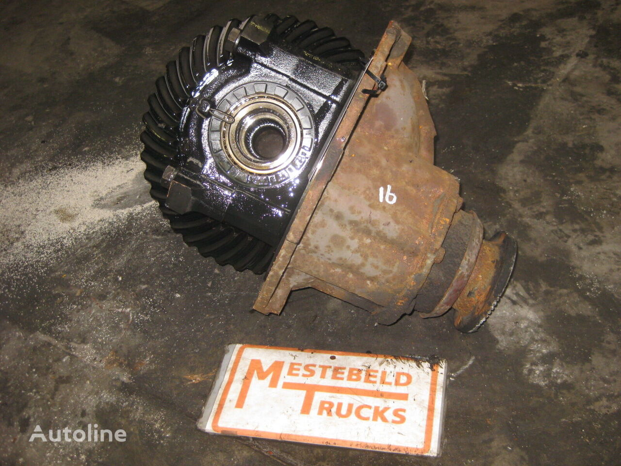 IVECO Meritor differential for IVECO 144 E truck