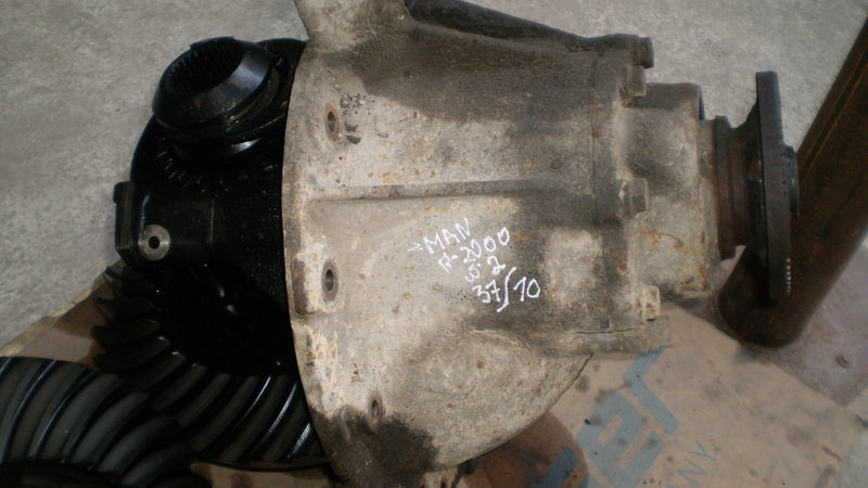 MAN HY13110 ,37/10.  37/12 differential for MAN F2000 tractor unit
