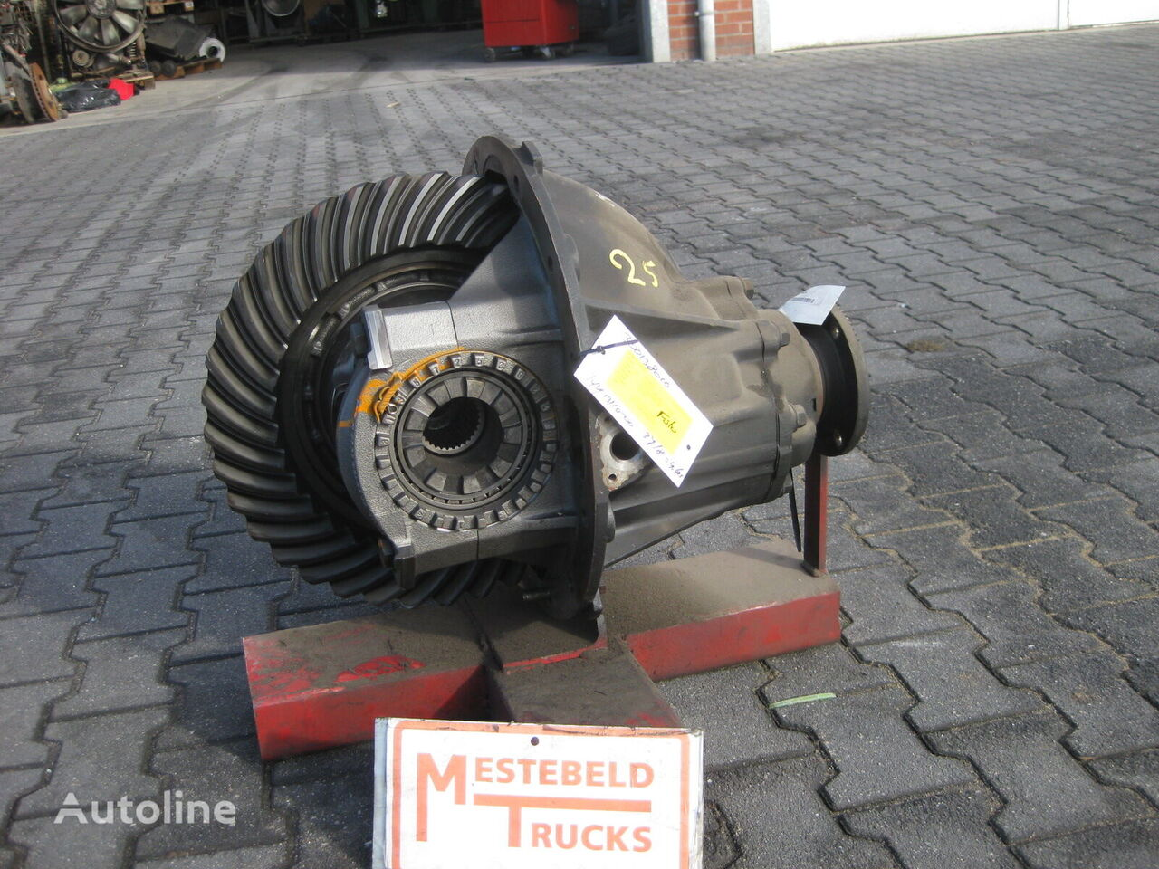 MAN HY 13110 differential for MAN truck