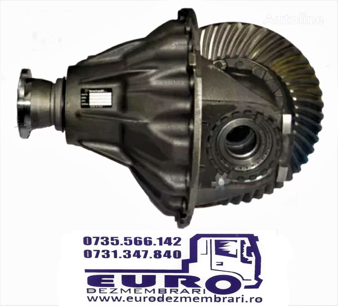 MERCEDES-BENZ differential for MERCEDES-BENZ ACTROS MP4 tractor unit