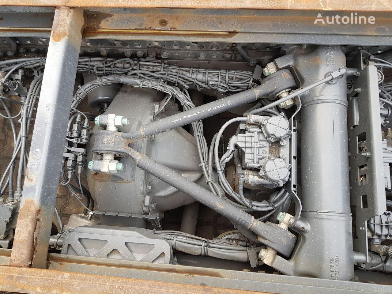 MERCEDES-BENZ AROCS MP4 ACTROS ANTOS differential for MERCEDES-BENZ AROCS ACTROS MP4 ANTOS tractor unit