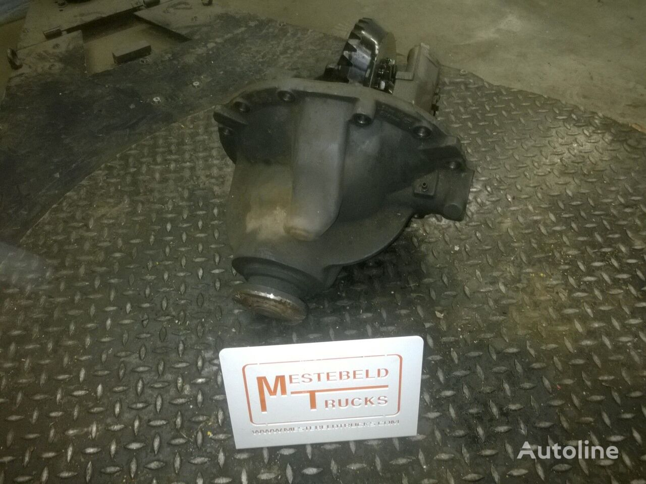 MERCEDES-BENZ HL2/3DC -5.6 differential for truck