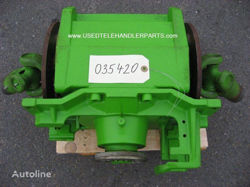 MERLO differential for MERLO wheel loader