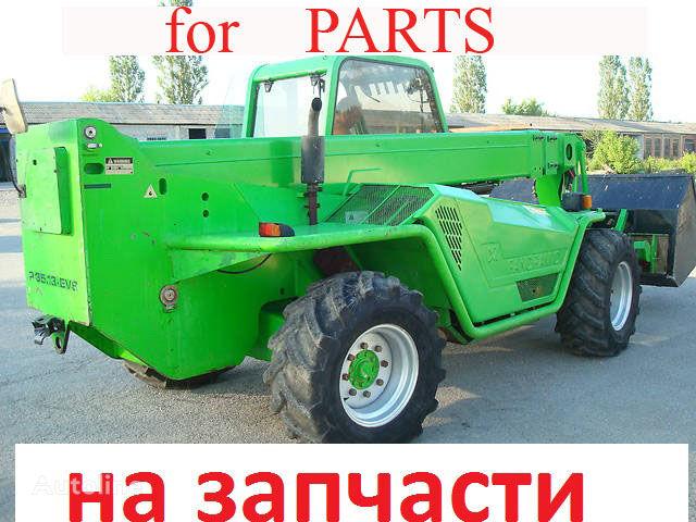 MERLO differential for MERLO panoramic p35-12 wheel loader