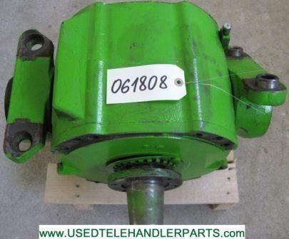 MERLO pro 55.9, 60.9, 75.9 (061808) differential for MERLO wheel loader