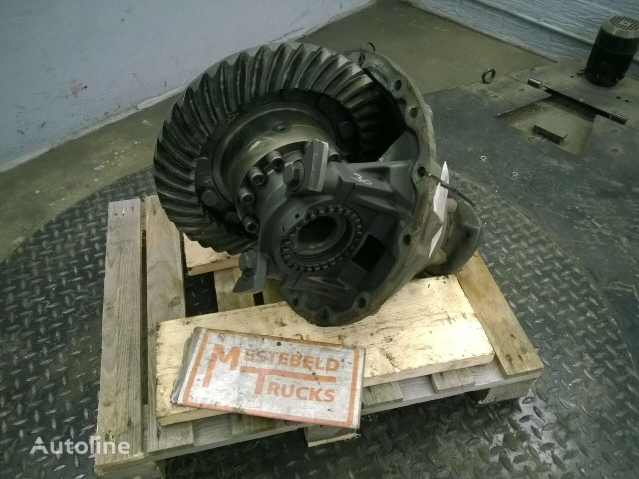 SCANIA 660 differential for SCANIA Differentieel R 660 truck