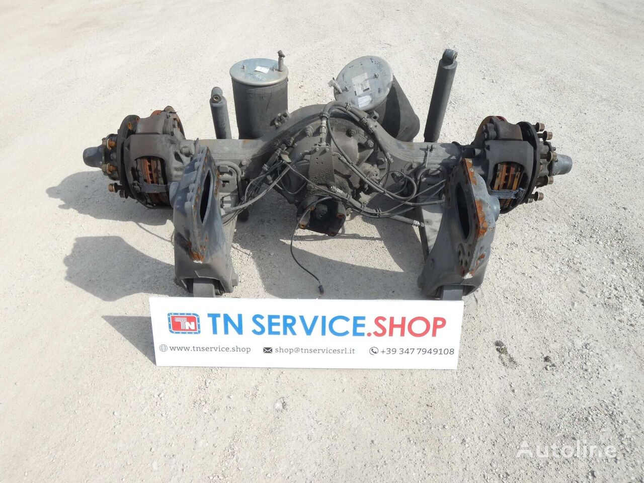 SCANIA Ponte posteriore R500 differential for SCANIA R500 tractor unit