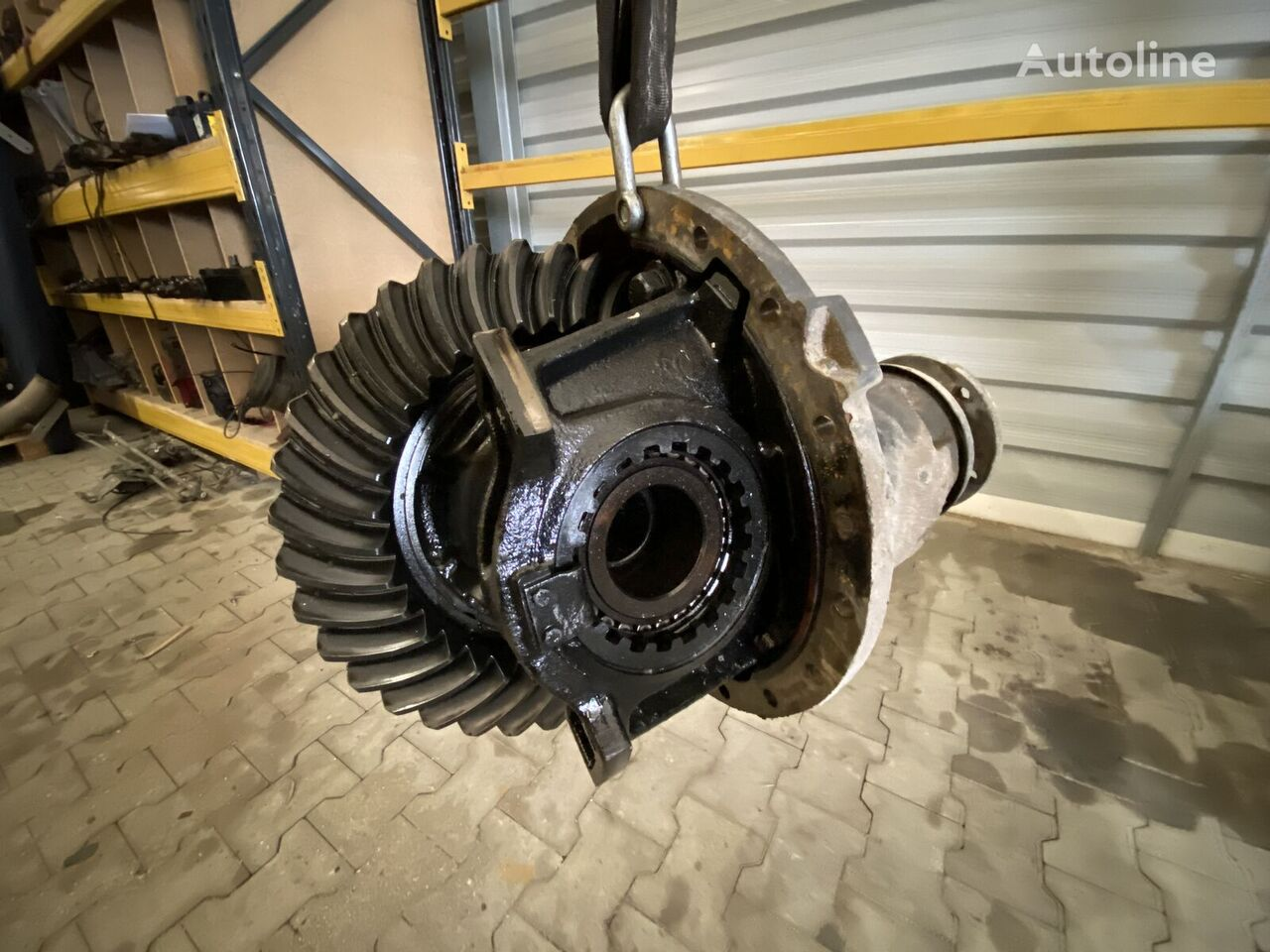 VOLVO DIFFERENTIAL RSS1344C / MS17X / RATIO: 1/285 2.85 differential for VOLVO