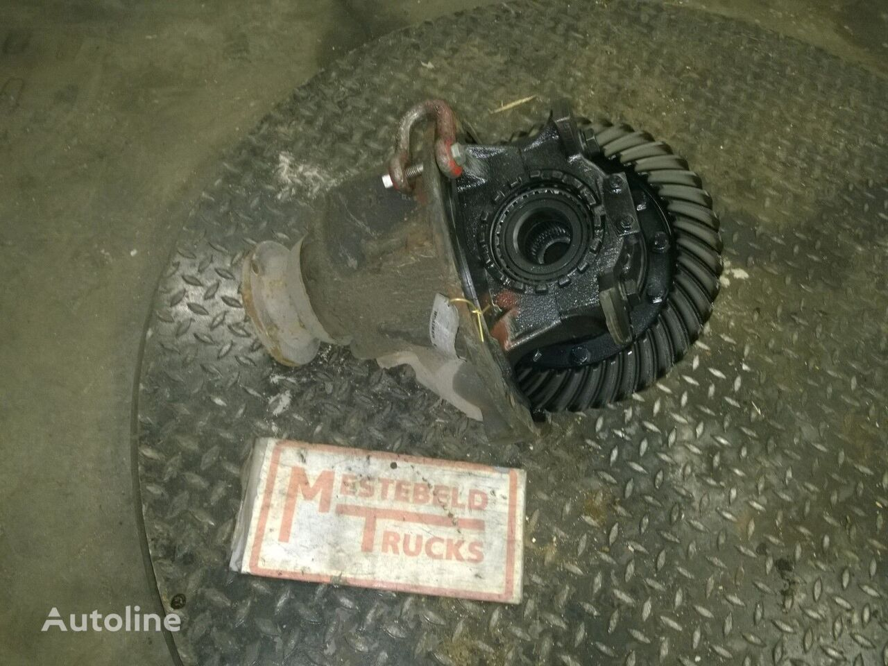 RS-120 I = 3.73 differential for VOLVO Differentieel FL tractor unit