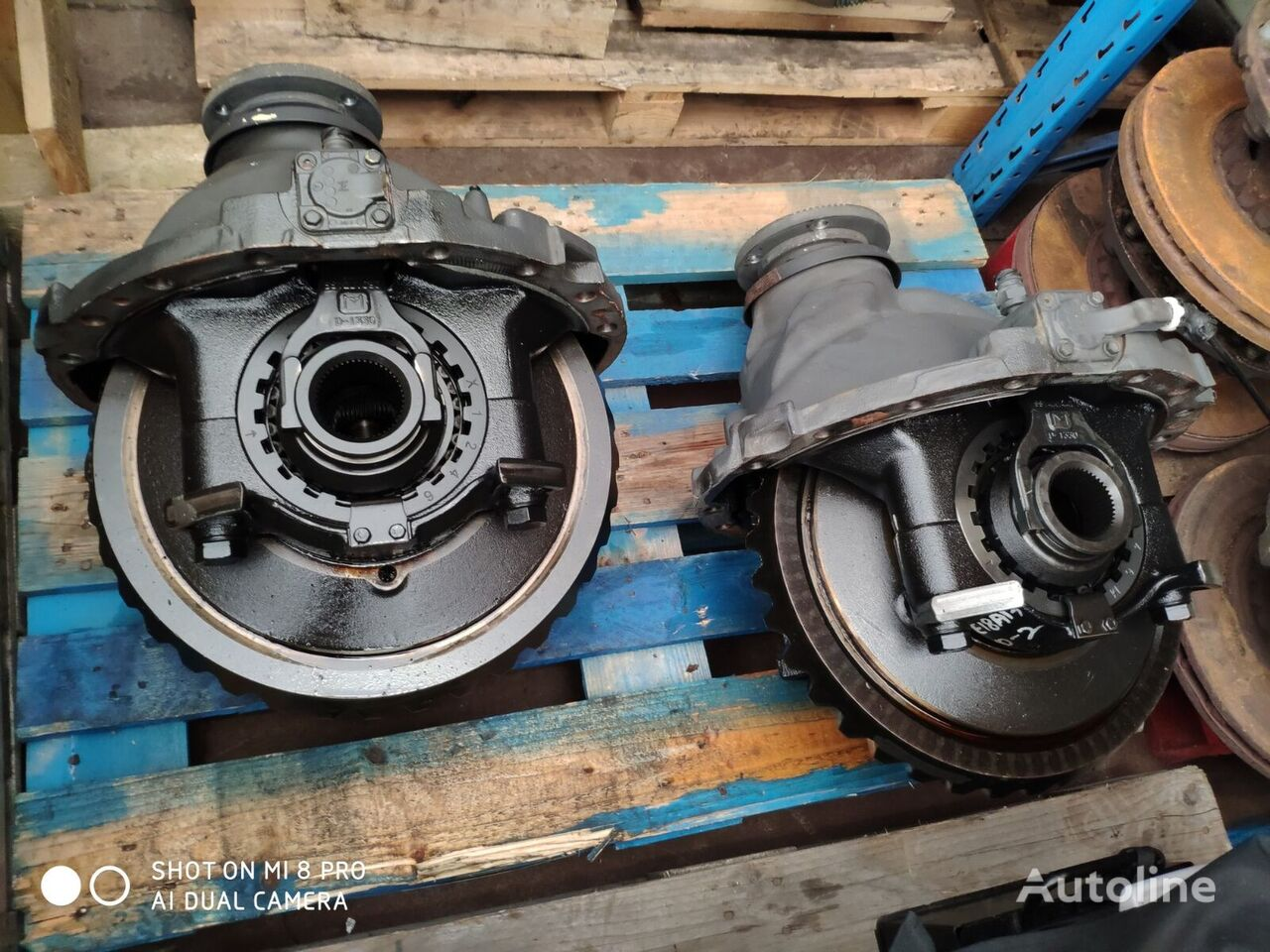 VOLVO FH differential for truck
