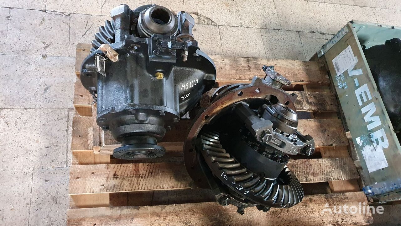 VOLVO MERITOR 147E / MSS11145 / P11140 differential for RENAULT DXI truck