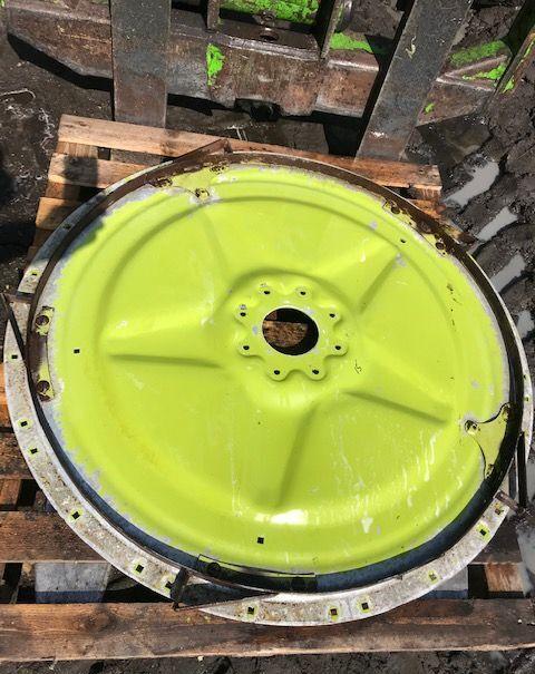 Tnąca disk for CLAAS RU 450 corn header